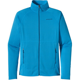 Patagonia M's R1 Full Zip Jacket Electron Blue